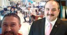 Sanayi ve Teknoloji Bakanı Varank'tan İlk İcraat: AR-GE Laboratuvarını Kapattırmadı