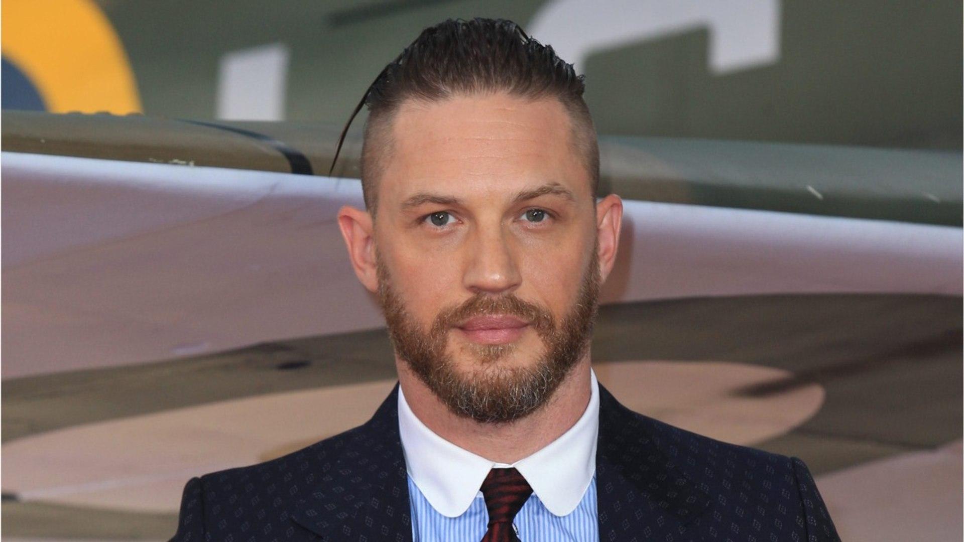 'Venom' Tom Hardy Compares Marvel Antihero to 'Ren and Stimpy'
