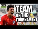 2018 World Cup Team of the Tournament