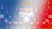 De Lloris à Thauvin, les 23 champions du monde - Foot - CM 2018 - Bleus