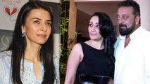 Sanju: Sanjay Dutt's sister Namrata Dutt IGNORES Manyata Dutt; Here's Why | FilmiBeat