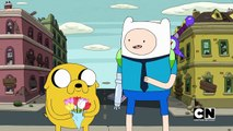 Adventure Time S09E08 The First Investigation