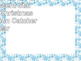Lot of 25 Moravian Stars Iridescent Stained Glass Christmas Ornament Sun Catcher Clear