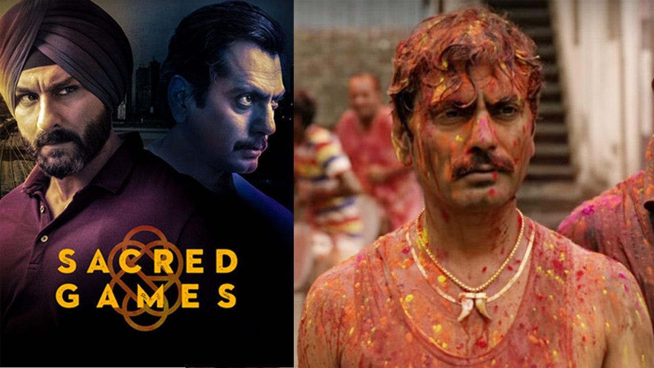 Sacred Games: 5 Reasons to watch Saif Ali Khan & Nawazuddin Siddiqui's This  Series   FilmiBeat