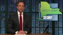 Late Night with Seth Meyers S02 - Ep161 Ed Burns, Richard Kind, Judy Blume,... HD Watch
