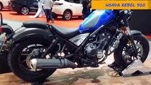 Honda Rebel 500 Frist Look & riding test - Bikes or nothing