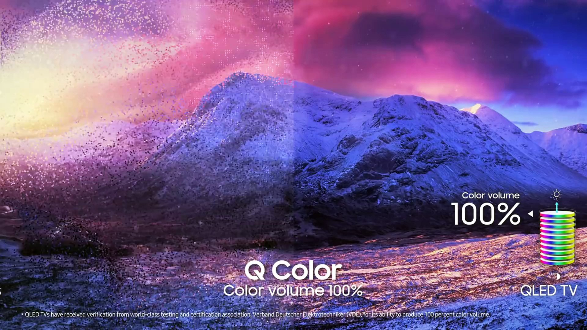 Samsung Qled Tv 2018 Q9f 4k Uhd Hdr Tv Video Dailymotion