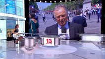 Entre 14-juillet et Coupe du monde, un week-end chargé pour Emmanuel Macron
