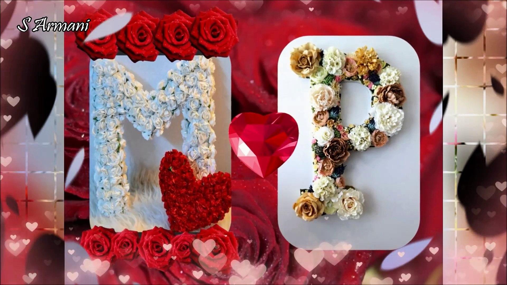 Whatsapp Status Letter M And P Love Status P And M Resham Si Hai Yeh Video Dailymotion