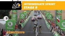 Sprint intermédiaire / Intermediate sprint - Étape 8 / Stage 8 - Tour de France 2018