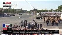 Défilé du 14 juillet : La patrouille de France a commis une erreur au début du défilé aérien