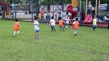 Goals, goals, goals at the Weekend Friendly Series Taman Melawati