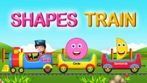 Shapes Train ,  Shapes for Children ,  2d Shapes ,  Shapes Song