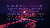 DFN: Kilauea, TRAVIS AIR FORCE BASE, CA, UNITED STATES, 05.15.2018