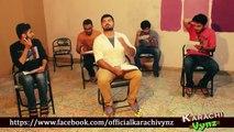 Unity During MCQ's Exam By Karachi Vynz