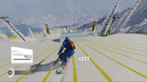 Steep スノーボード スノーパーク・バルジーでゴールドメダル4