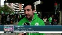 Argentina: empleados de Biblioteca Nacional en defensa de sus trabajos