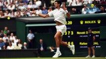 """Wimbledon 2018 - Novak Djokovic : """"C'était fantastique, on a joué avec Rafael Nadal un match de tennis d'un sacré haut niveau"""""""