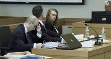 'I was on the phone talking to him when he killed himself,' Michelle Carter texted to woman
