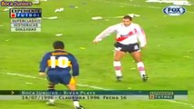 Boca Juniors 4 - 1 River Plate (Clausura 1996)