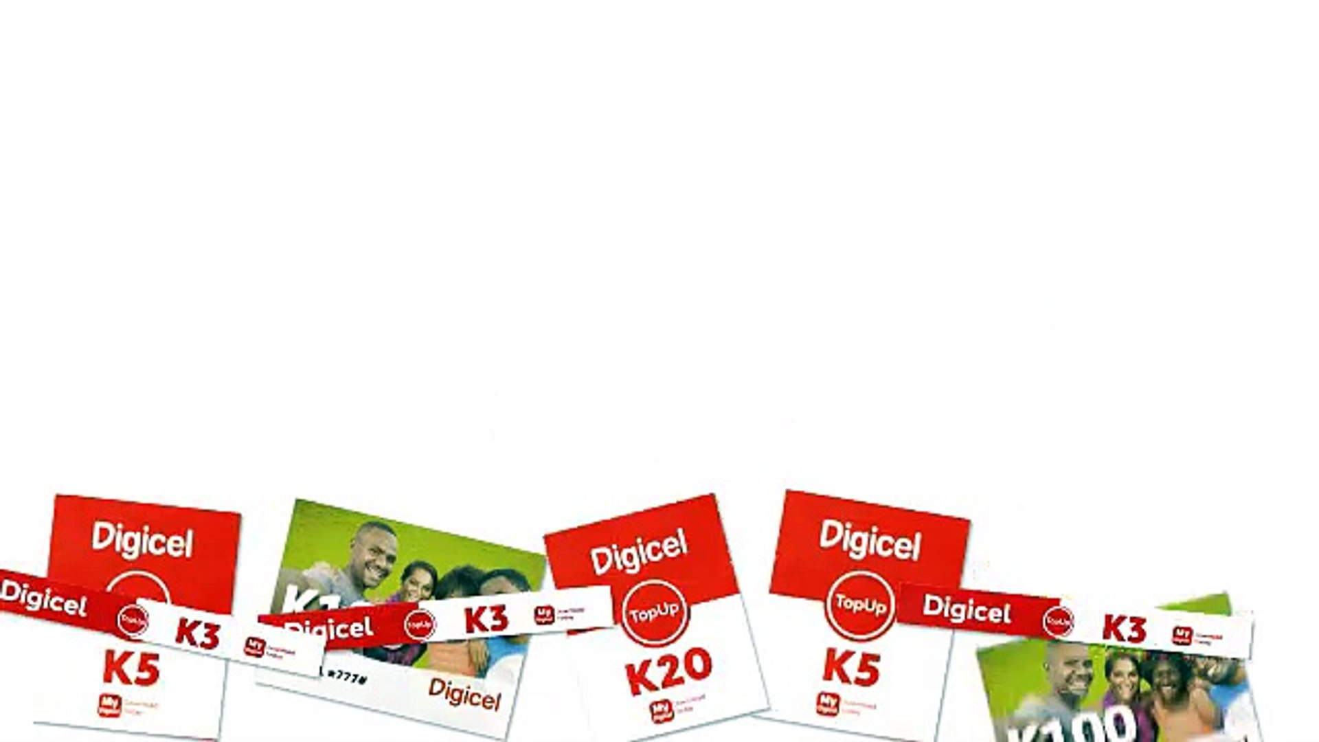 DOs & DON'Ts of topping up using your Digicel Flex card