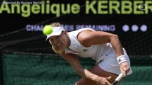 German Tennis Star Angelique Kerber Beats Serena Williams To Win Wimbledon