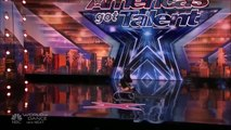 America's Got Talent 2018 Rossi Brothers  Danger Circus Act With a SHOCKING Turn Of Events!  - full