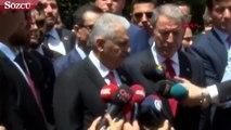 """TBMM Başkanı Binali Yıldırım: """"2 yıl geçmiş olmasına rağmen acılarımız taze"""""""