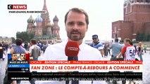 """Spécial """"Allez le Bleus"""" : A moins de 3 heures du début de la finale, comment les Bleus se préparent depuis ce matin  ?"""