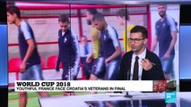 FRANCE 24''s Amine Baba Aissa discusses France''s chances for World Cup glory