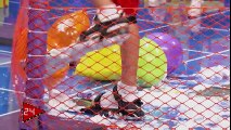 BTS  Double Dare w/ Liza Koshy, Marc Summers & More! | Inside Nick Ep  9 w/ Tarreyn & Carly