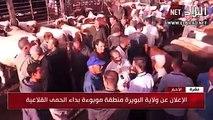 الإعلان عن ولاية البويرة منطقة موبوءة بداء الحمى القلاعية