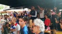 Finale de la coupe du monde : la Marseillaise résonne dans Pont-à-Mousson