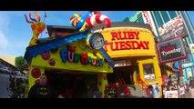 Downtown Niagara Falls On Canada Video Dailymotion
