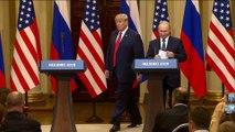 """Putin vuelve a ser interlocutor válido para EEUU: """"Trump y yo hemos restablecido la confianza"""""""