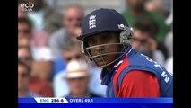 5 Sixes In A Row_ Mascarenhas Smashes Yuvraj  _ England v India 2007 - Highlight