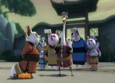 Kung Fu Panda Legends of Awesomeness S01 - Ep26 Monkey in the Middle HD Watch