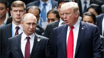 To Putin, Trump Insists He'll Be 'Different'