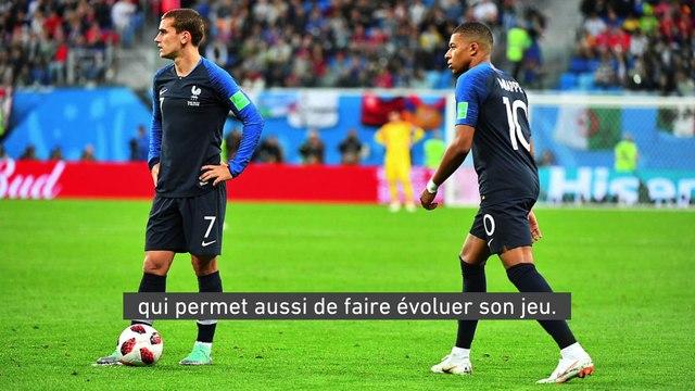 Johan Micoud «Didier Deschamps a su s'adapter» - Foot - CM 2018 - Bleus