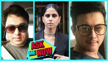 Sai Tamhankar, Swapnil Joshi & Subodh Bhave's Funny Reply On Ask Me Now | Instagram New Feature