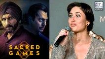Kareena Kapoor's Reaction After Watching Saif Ali Khan's Sacred Games