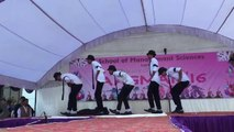 MICHAEL  JACSON  STYLE  DANCE  PERFORMANCE  IN  STAGE  HD  VIDEO
