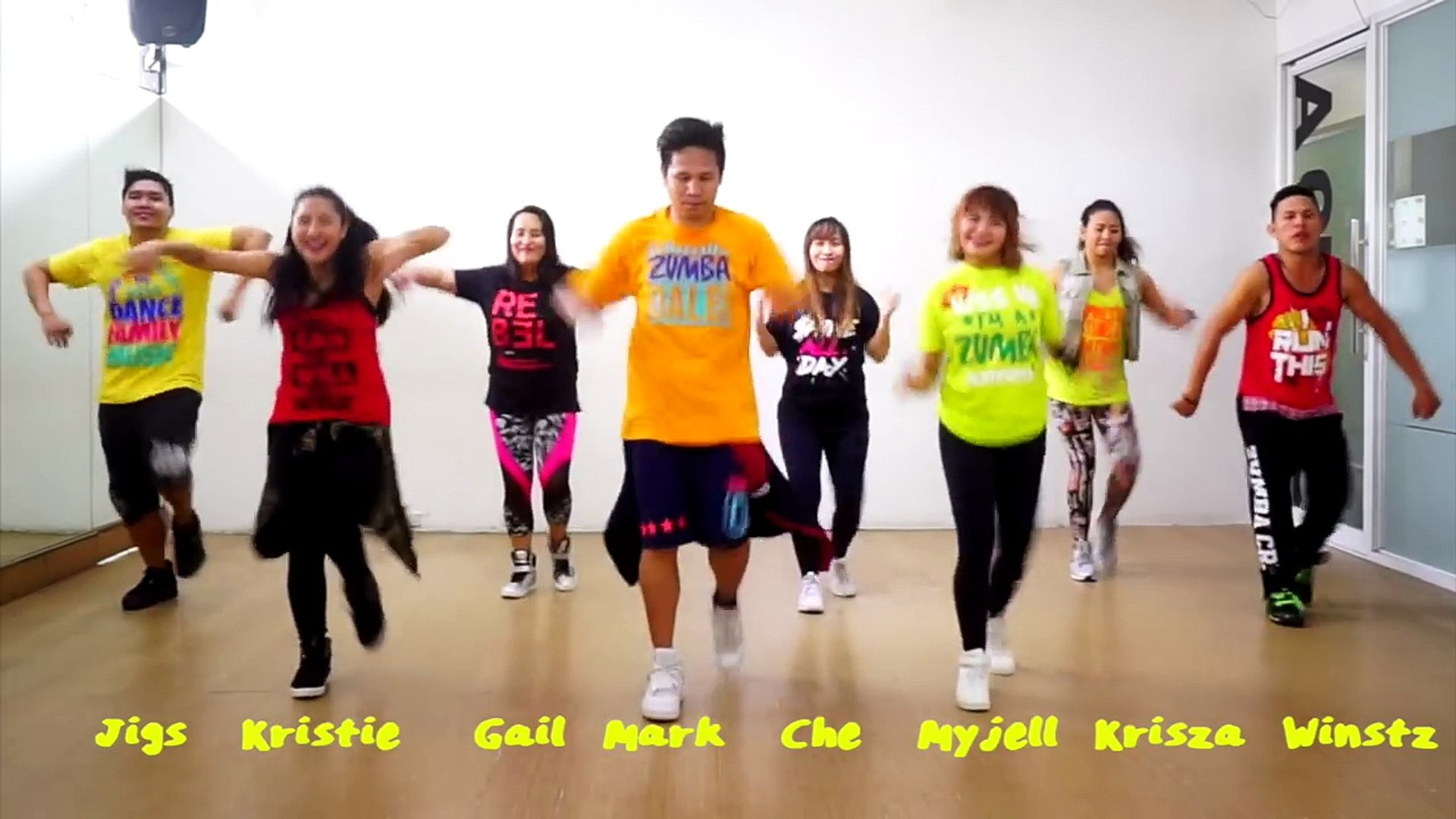 Baam by Momoland - Live Love Party™ - Zumba® - Dance Fitness