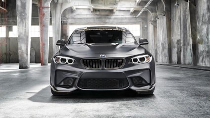Debut mundial del BMW M Performance Parts Concept en Goodwood
