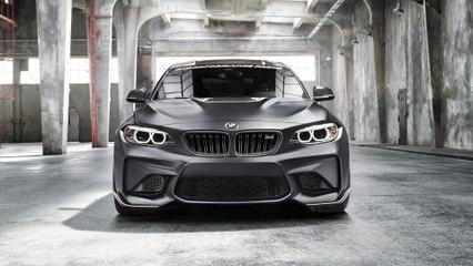 Debut mundial del BMW M Performance Parts Concept en Goodwood
