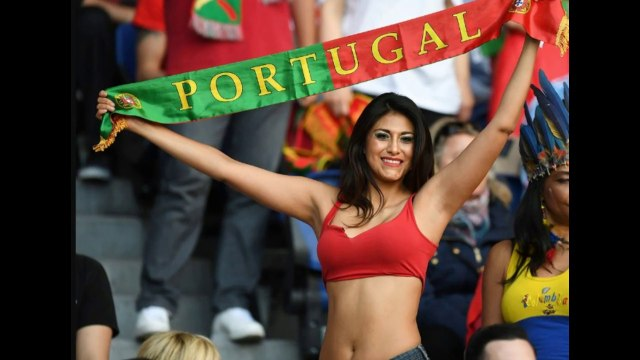 FABULOUS GIRL FANS OF THE FIFA World Cup 2018|| Female  Football Fans of  Russia 2018