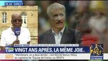 """""""Ce sera à Didier Deschamps de continuer à modeler son équipe à son image"""", considère Marius Trésor"""