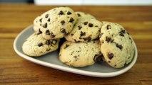 Cookie moelleux aux pépites de chocolat