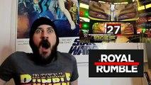 REACTION: REY MYSTERIO SHOCKING RUMBLE RETURN!!! | WWE Royal Rumble (Jan. 28, 2018)