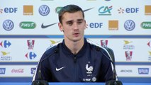Antoine Griezmann et Fortnite - interview  coupe du monde